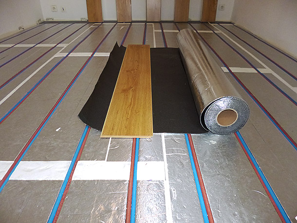 Plancher chauffant renovation meilleures images d for Plancher chauffant electrique renovation