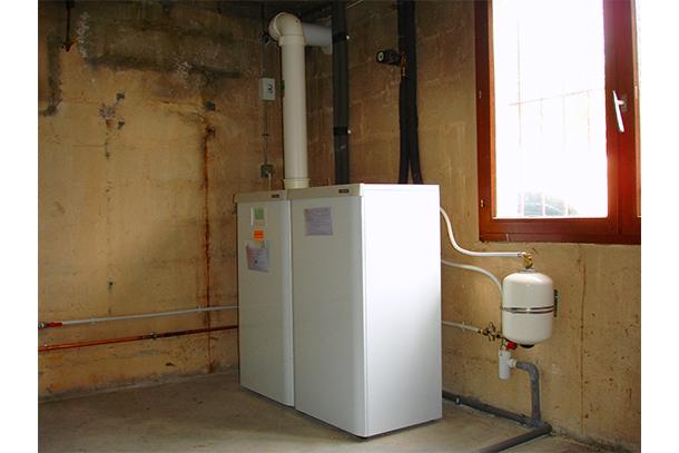 Chaudière à condensation LeBlanc