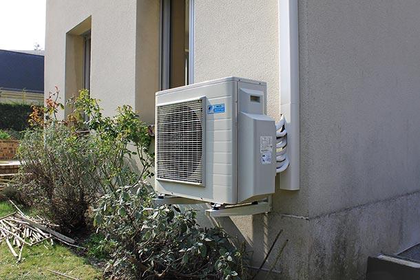 Pompes à chaleur PAC air-air 4