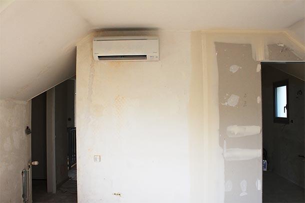 Pompes à chaleur PAC air-air 7