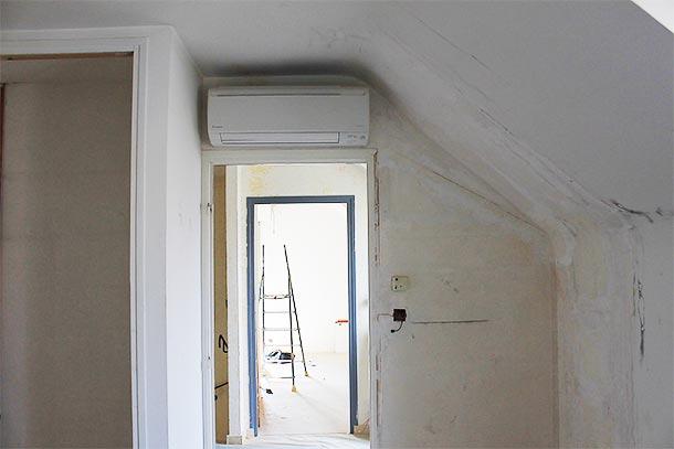 Pompes à chaleur air-air PAC 8