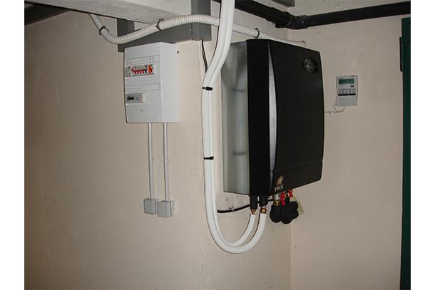 Pompes à chaleur PAC 16