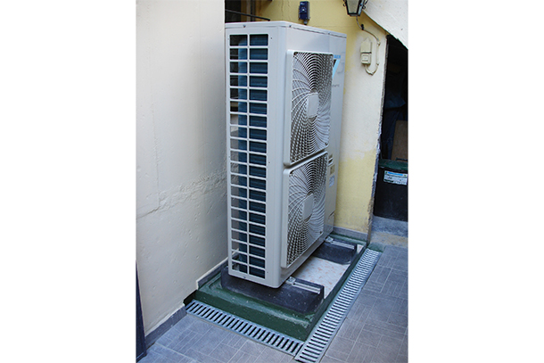 PAC Haute température 2