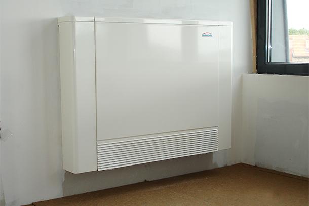 Pompes à chaleur air-air PAC 10