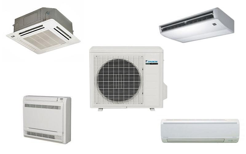 Unités intérieures pompe à chaleur air air