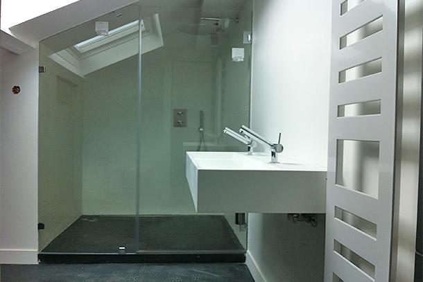 Installation de sanitaires SDB