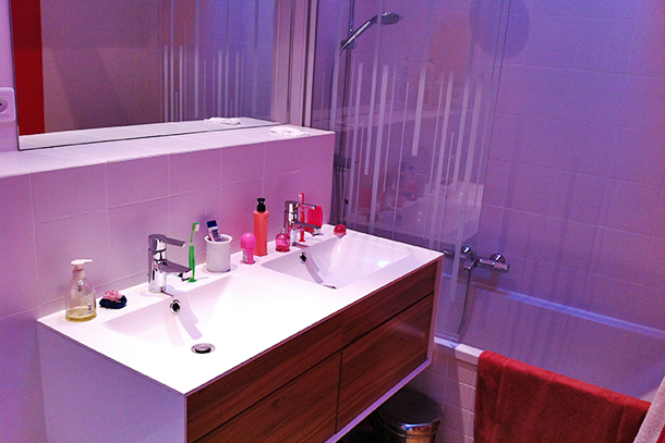 Installation lavier grohe