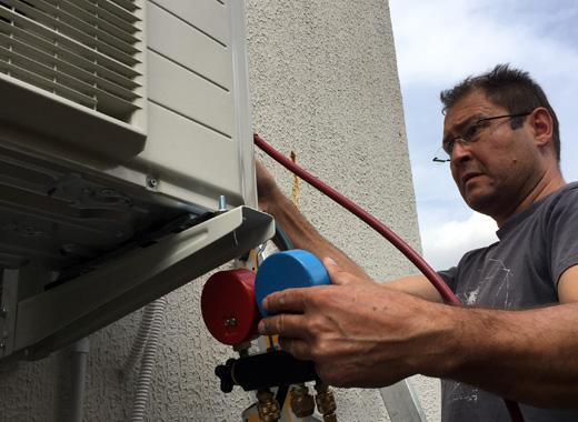 Depannage de pompes a chaleur et climatisation